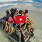 Around the World in 360° Degrees