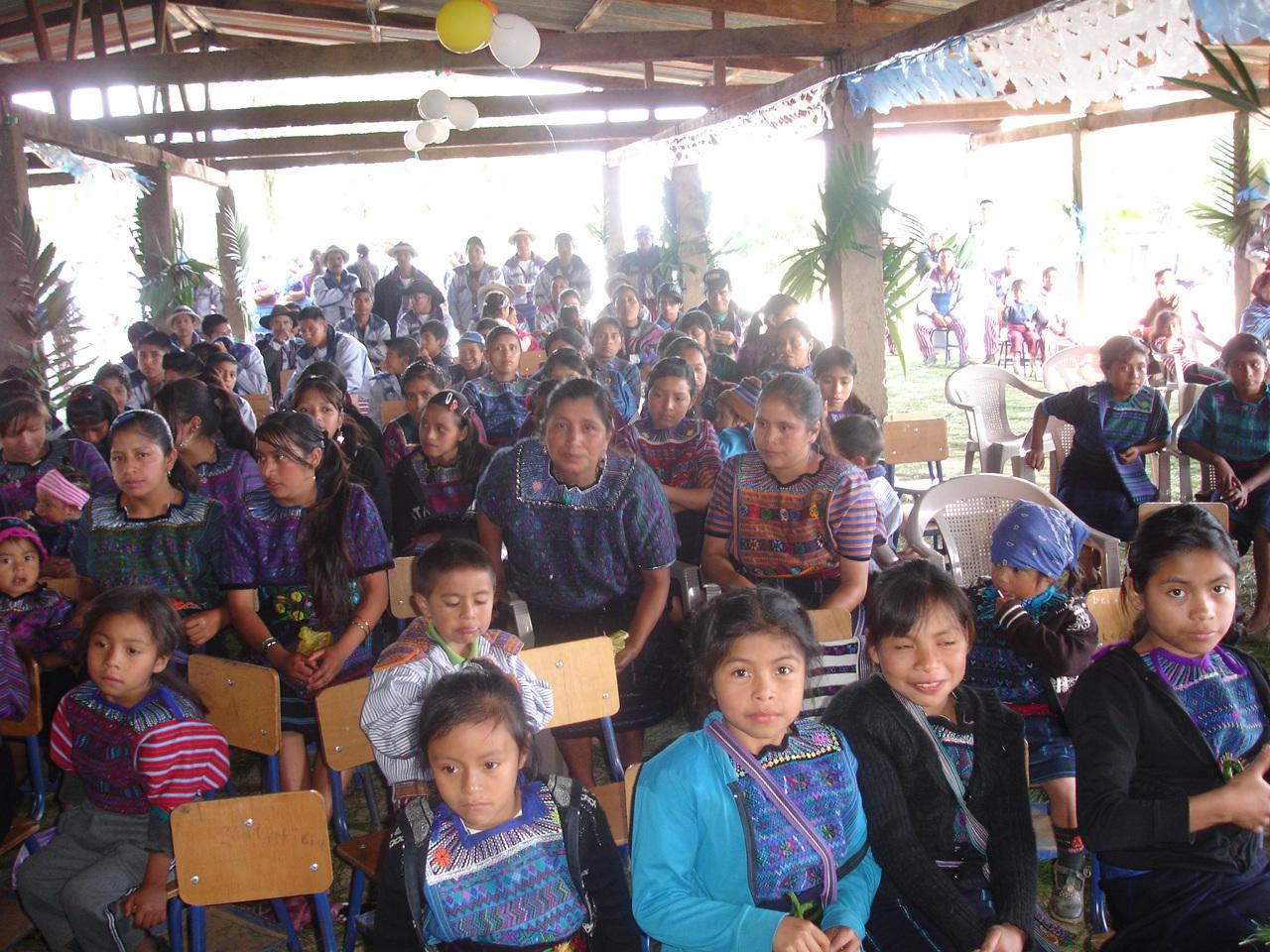 Comunidad Chanchimil,Todos Santos Cuchumatán, Huehuetgo. Guatemala