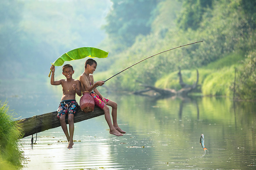niños felices por todo el mundo  children-around-the-world-1