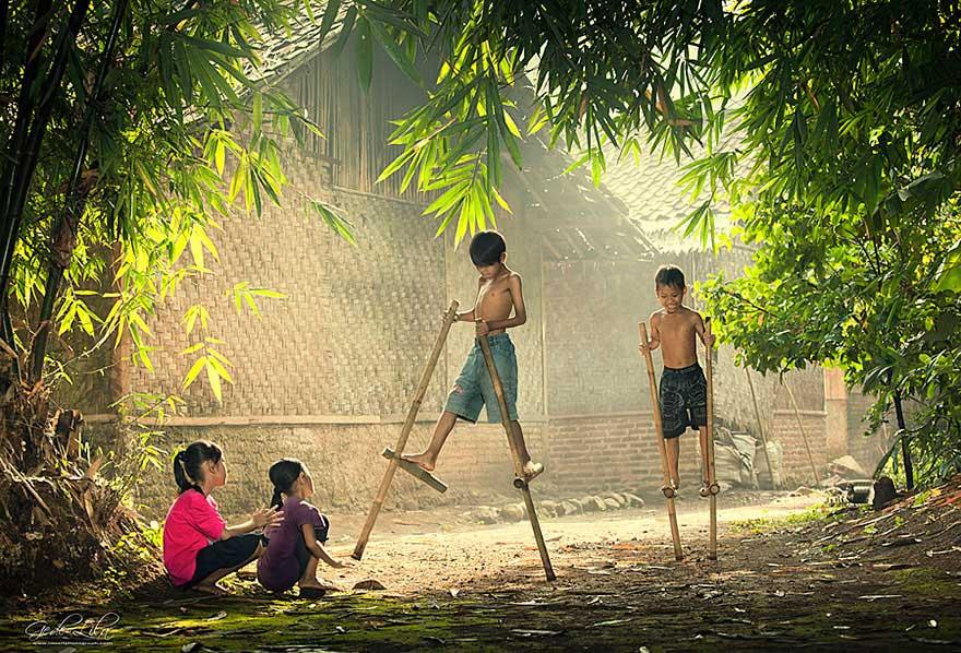 niños felices por todo el mundo  children-around-the-world-20