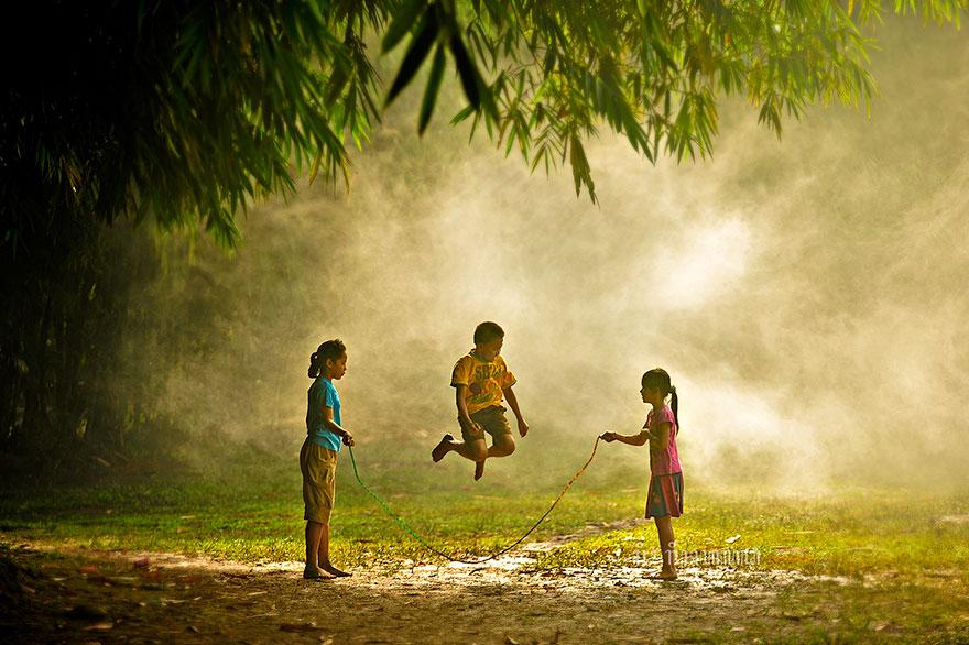 niños felices por todo el mundo  children-around-the-world-5