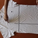 Como doblar una camiseta en 2 segundos?