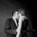 El amor en la fotografía blanco y negro